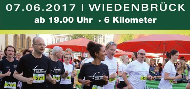 Der Termin steht: Am Mittwoch, 7. Juni 2017, startet der 6. AOK-Firmenlauf CITYLOOP in Wiedenbrück. Die Anmeldephase beginnt am 1. Februar. Die Veranstaltung beginnt um 19 Uhr mit dem Firmenlauf […]