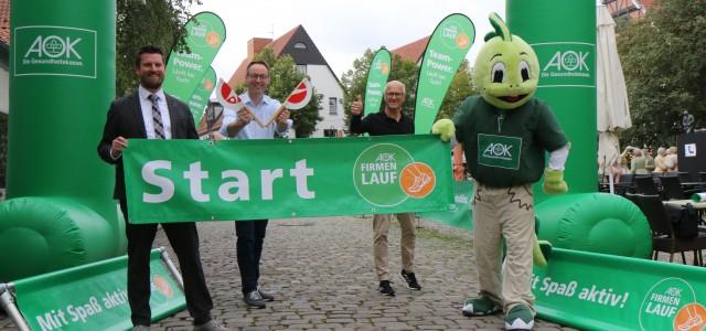 Für den AOK-Firmenlauf sind bislang rund 460 Anmeldungen eingegangen. Mit dabei ist der Bürgermeister: Theo Mettenborg bekommt wie immer die Startnummer 1. Bis zum nächsten Montag, 14. September, kann für […]